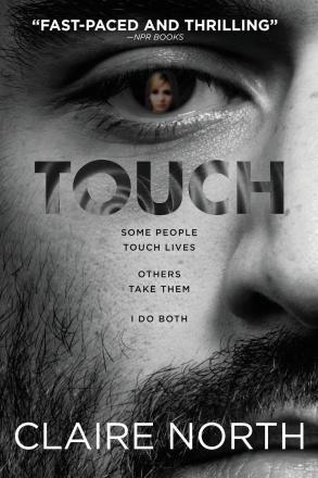 Touch book cover