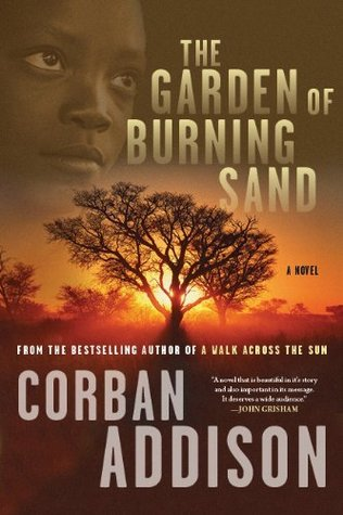 The Garden of Burning Sand book cover