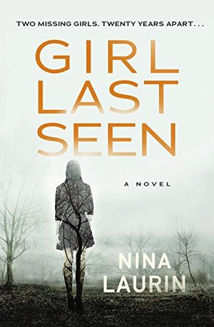 Girl Last Seen Book Cover