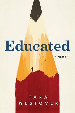 Educated- A Memior- Book Cover