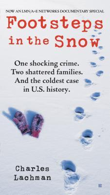 Footsteps in the snow book cover