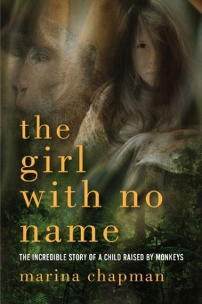 Girl with no name book cover