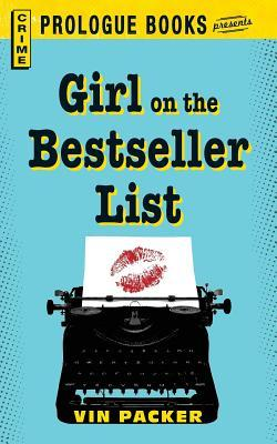 The Girl on the Best Seller List book cover