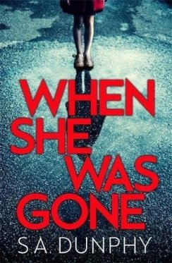 When She Was Gone book cover