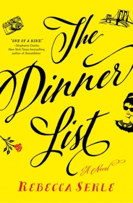 The Dinner List Book Cover
