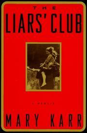 Liar's Club Book Cover
