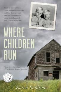 Where Children Run book cover